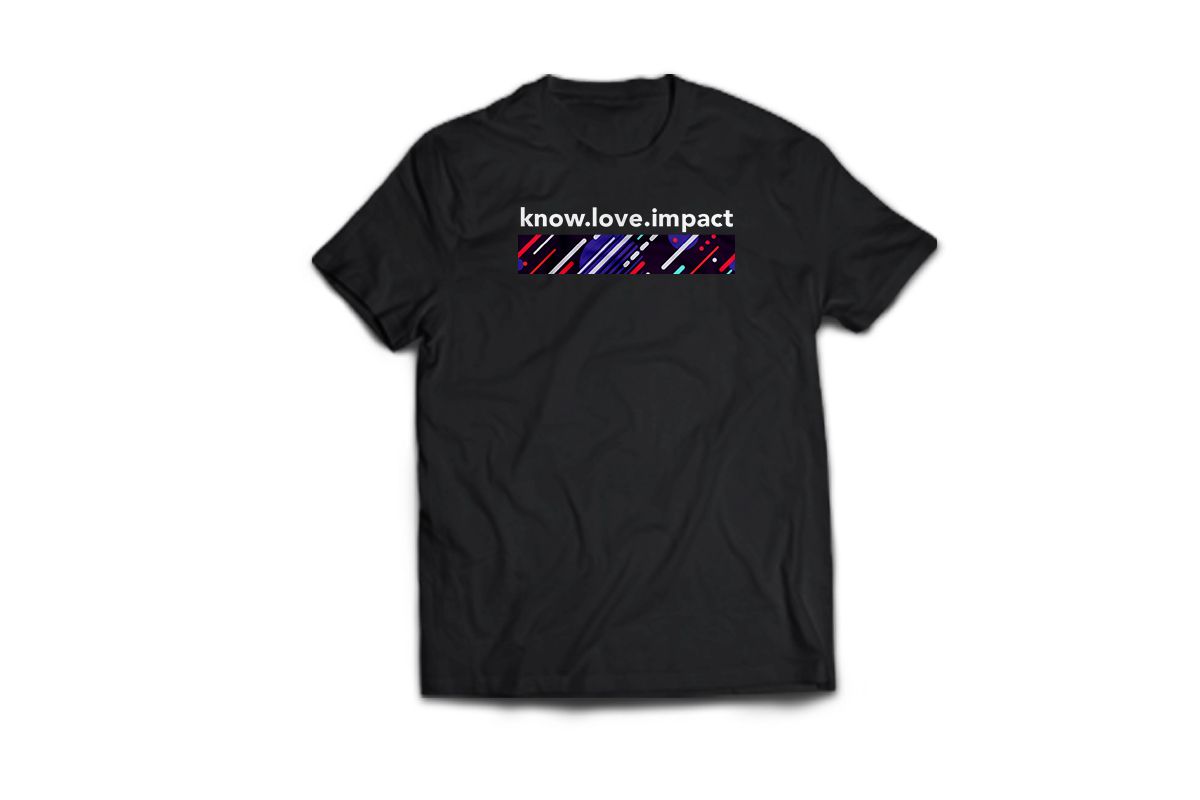 Know Love Impact T-shirt